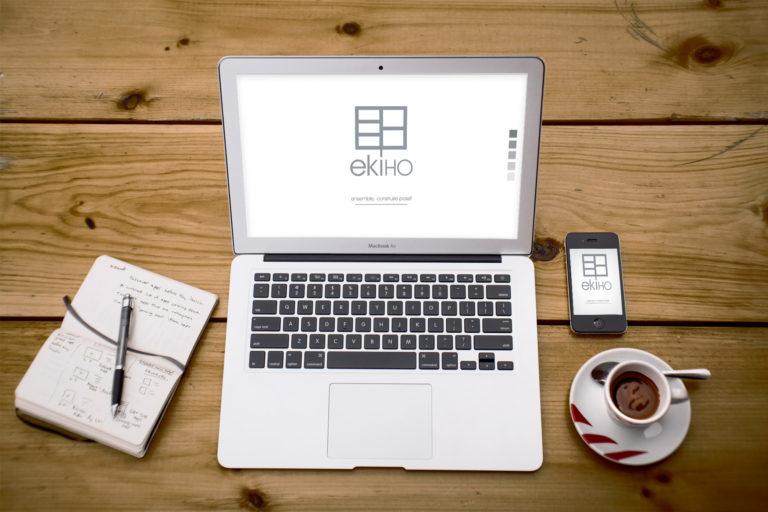 webdesign site internet ekiho