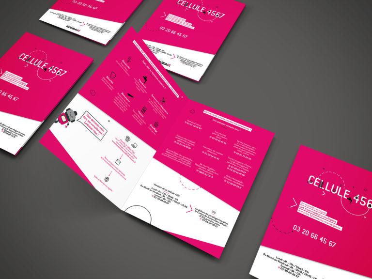 Créer une brochure ludique