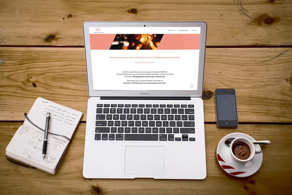 conception de logo et site internet