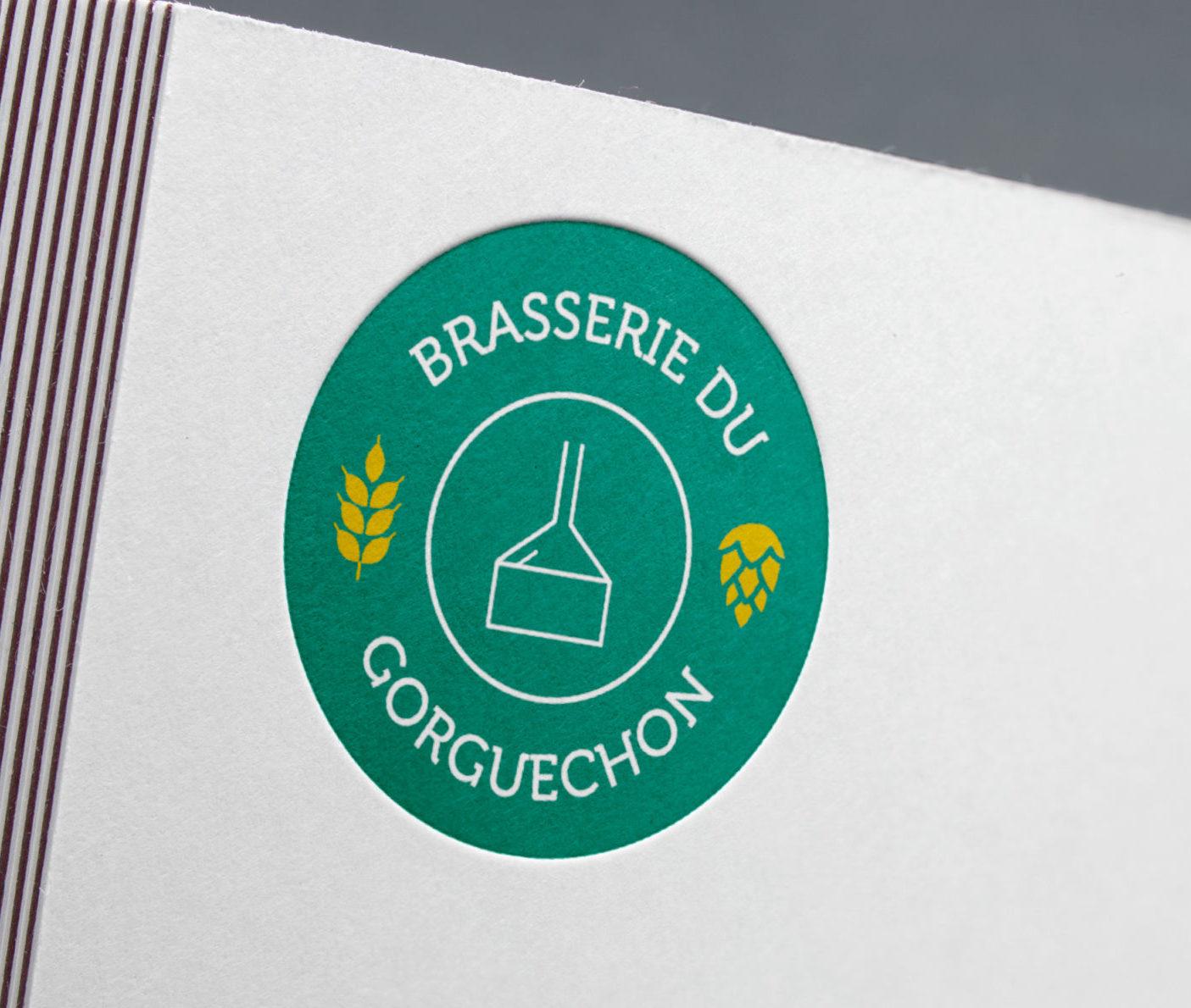 Création de marque de bière