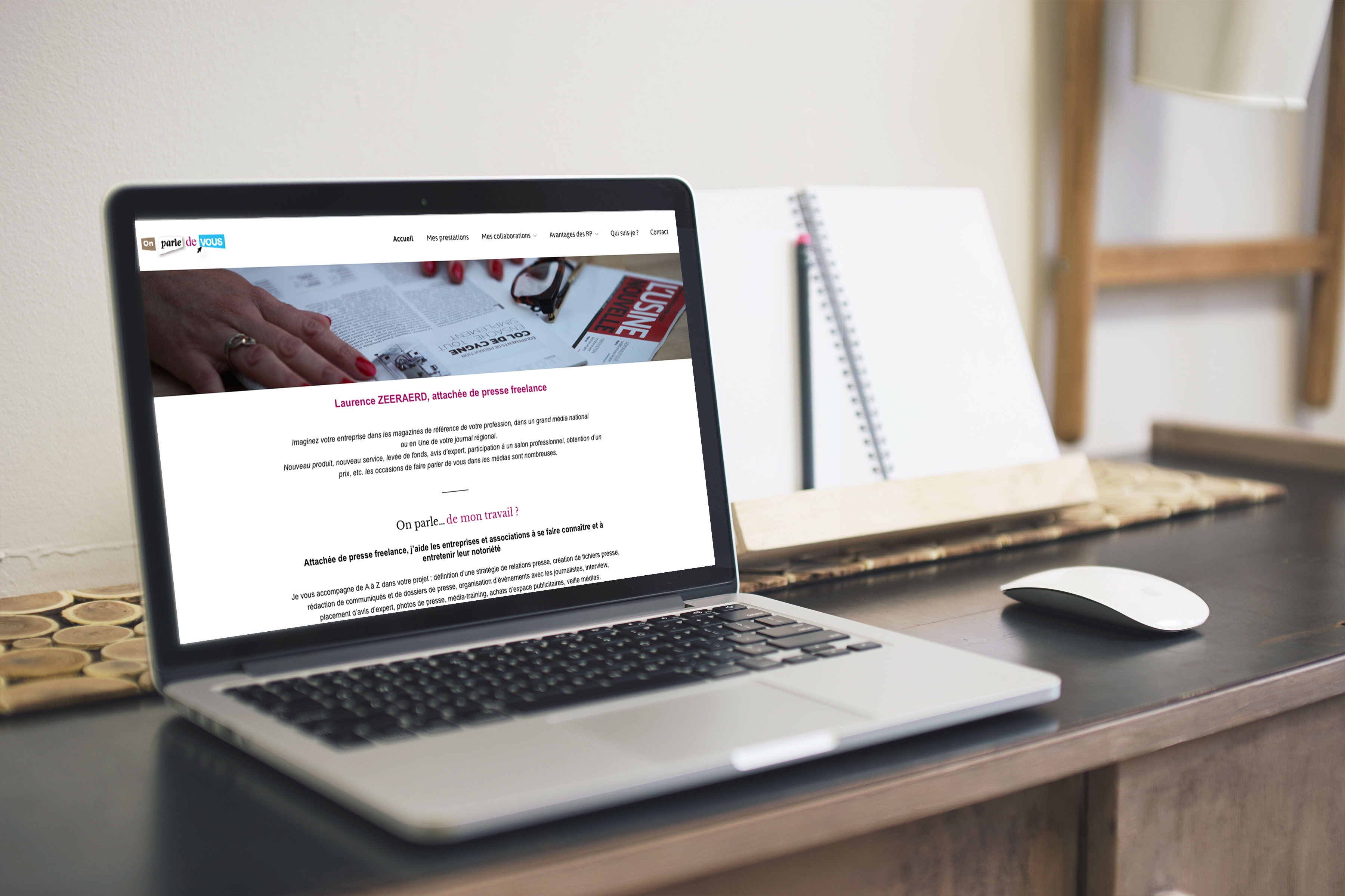 Créer un site internet sur-mesure