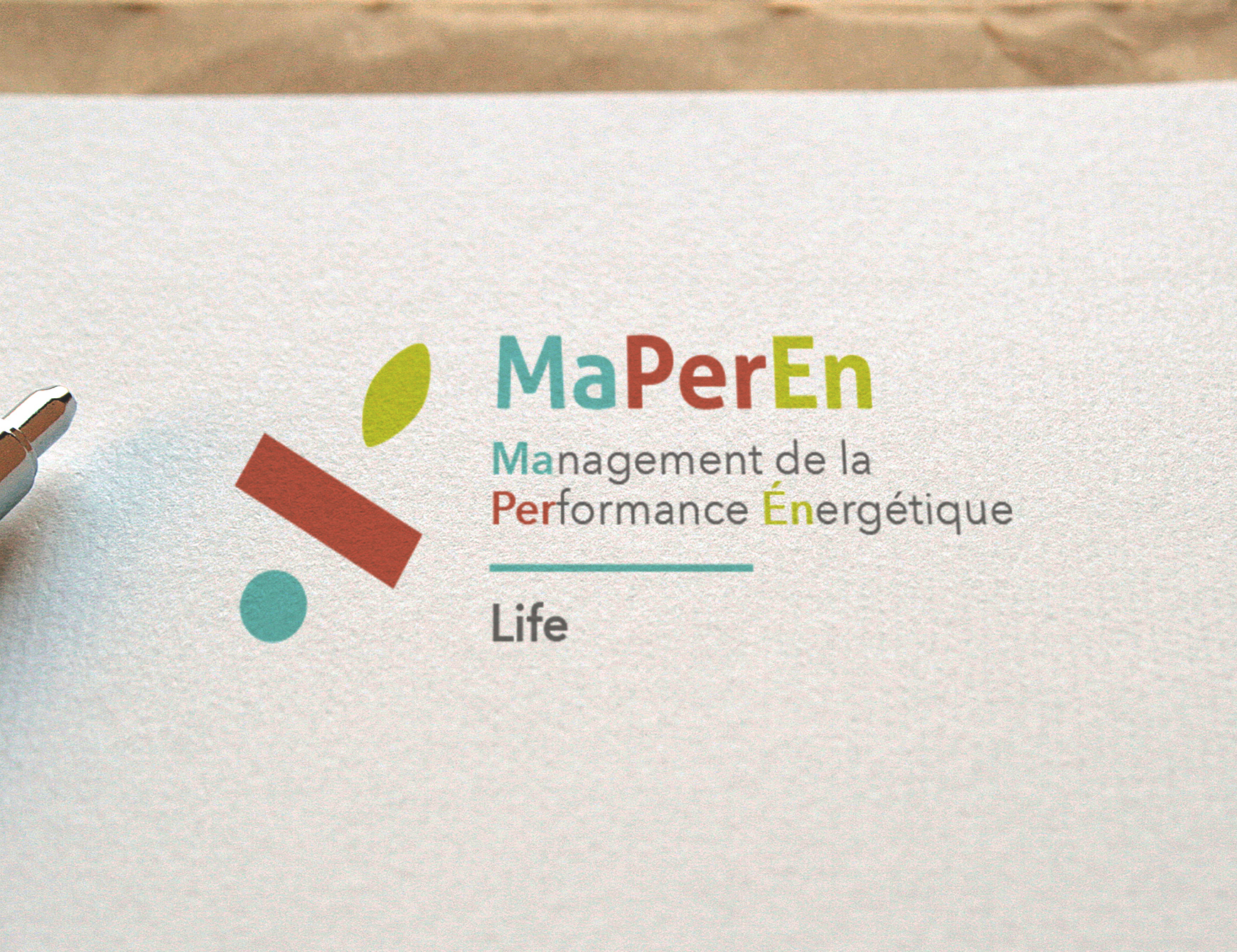 Création d'un logo et charte graphique