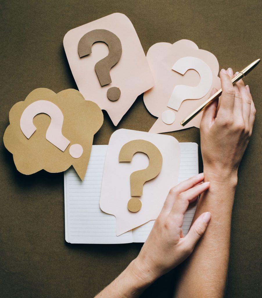 Les questions à se poser avant de créer son identité visuelle